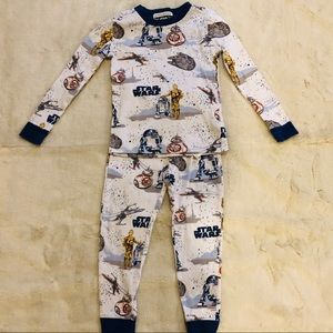 Pottery Barn Star Wars PJs